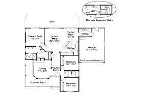 arts and crafts floor plans english arts and crafts house plans