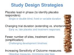 Blind Vs Double Blind Placebo Effect In Clinical Studies
