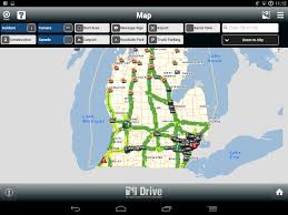 Michigan Snow Cam Map by Mi Drive Android Apps On Google Play