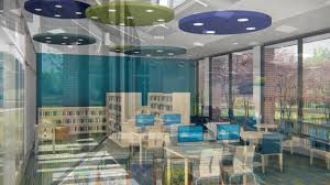 surratts clinton branch library design animation youtube
