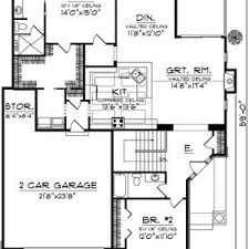 two bedroom cabin plans cottage house plans 2 bedroom plan six split with two master