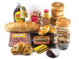 new york gift baskets new york deli experience gift basket elizabar
