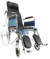 deluxe commode reclining wheelchair end 7 27 2017 9 15 am