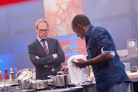 food network is bringing back iron chef america eater