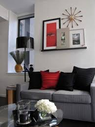 living room red couch living room black red and gray living room ideas washington