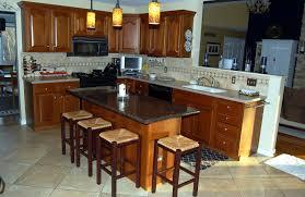 kitchen island breakfast bar cool granite kitchen island table