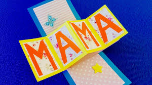Mother S Day Greeting Card Ideas by Diy Quick End Easy Cards For Mothers Day Mothers Day Cards Ideas