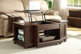 lift top coffee table with wheels homelegance bellamy cocktail table with lift top on casters warm