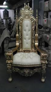 king chair rental gold throne king and chair rental los angeles for wedding