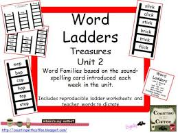 counting with coffee word ladders unit 2