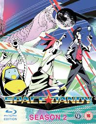 space dandy space dandy season 2 collector u0027s edition blu ray amazon co uk