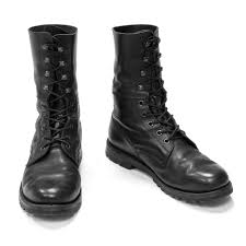 budget motorcycle boots austrian bundesheer paratrooper boots grade one