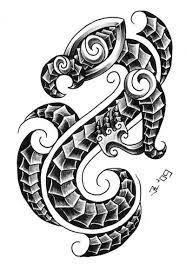 maori dragon taniwha tribal tattoo flash tattoo dragon jewellery
