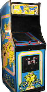 Pacman Game Table by Ms Pac Man Wikipedia