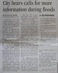 flood preparedness locally grown logro northfield