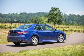 will lexus wheels fit camry 2018 toyota camry first drive review automobile magazine