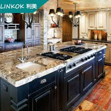 kitchen kitchen island with sink brown granite countertop
