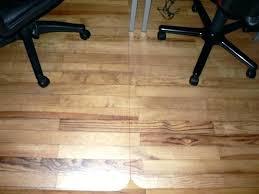 tapis bureau transparent tapis pour chaise de bureau tapis de protection sol pour chaise de