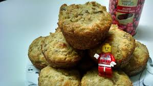 thanksgiving leftovers savory muffin recipe marc s musings