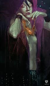 artwork queen of staves dragon age inquisition bioware