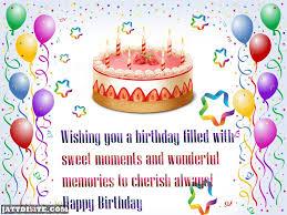 sle happy birthday wishes cake birthday card my free
