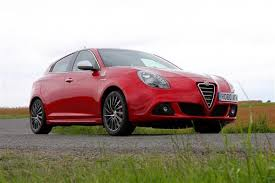 company car test alfa giulietta parkers