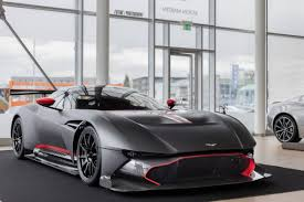 chrome aston martin wrapping an aston martin vulcan