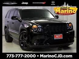 jeep grand for sale in chicago jeep grand srt8 for sale in chicago il and used