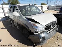 2003 buick rendezvous suv item l3357 sold november 28 c