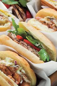 thanksgiving sub sandwich easy tailgating recipe ideas southern living
