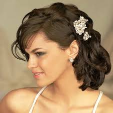 glamour labels half up half down wedding hairstyles