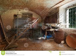 old messy basement in ancient house stock photo image 59789770