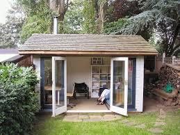 Backyard Retreat Ideas The 25 Best Small Garden Office Pod Ideas On Pinterest
