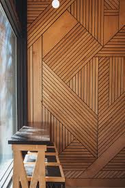Wood Interior Wall Paneling 17 Best Ideas About Wall Cladding On Pinterest Timber Feature