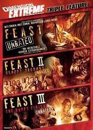upc code for halloween horror nights 2012 amazon com feast 3 pack feast 3pak movies u0026 tv