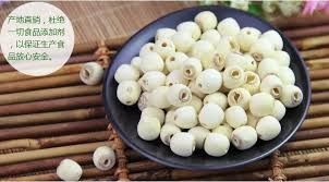 cuisine au sperme 500g séchées lotus graines sperme nelumbinis par inadvertance