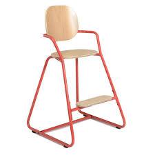 chaise haute volutive bois chaise haute évolutive en bois en métal tibu crabe