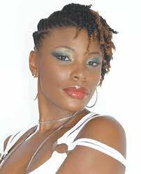 hairstyles for locs for women short hairstyles best simple short dreadlock hairstyles sle