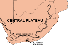What Is A Map Geography Of South Africa Wikiwand