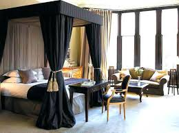 Canopy Drapes Canopy Beds With Drapes Astonishing Canopy Bed Drapes Curtains