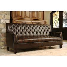 Brown Bonded Leather Sofa How To Clean White Leather Sofa At Home Slimsectionalsofas Com