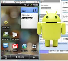 vnc android remotely android phone vnc server
