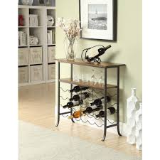 wine racks kitchen u0026 dining room furniture the home depot