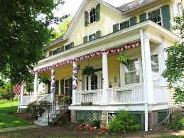 Front Porches On Colonial Homes That Old House That U0027s A Nice Front Porch You Got There Honey
