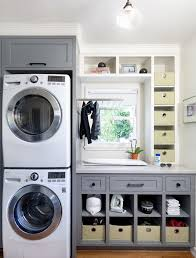 a chic laundry room design with lg copycatchic