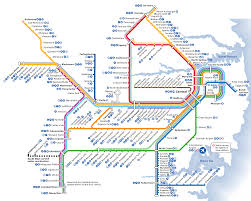 Mbta Train Map by Hypothetical La Rail Map Transit Maps Pinterest
