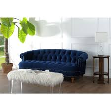 Color Sofa Jennifer Taylor La Rosa Chesterfield Sofa Free Shipping Today