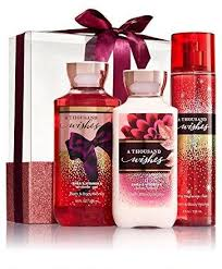 a thousand wishes bath and works a thousand wishes 3 gift set price review and