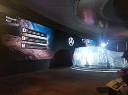 mercedes dashboard at night mercedes benz gls launch highlights ndtv carandbike