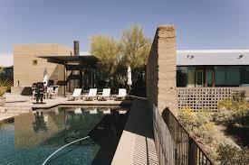 rammed earth luxury homes wsj
